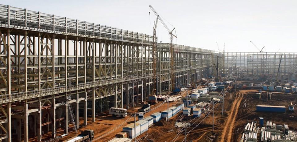 Правительственные вложения в строительство заводов