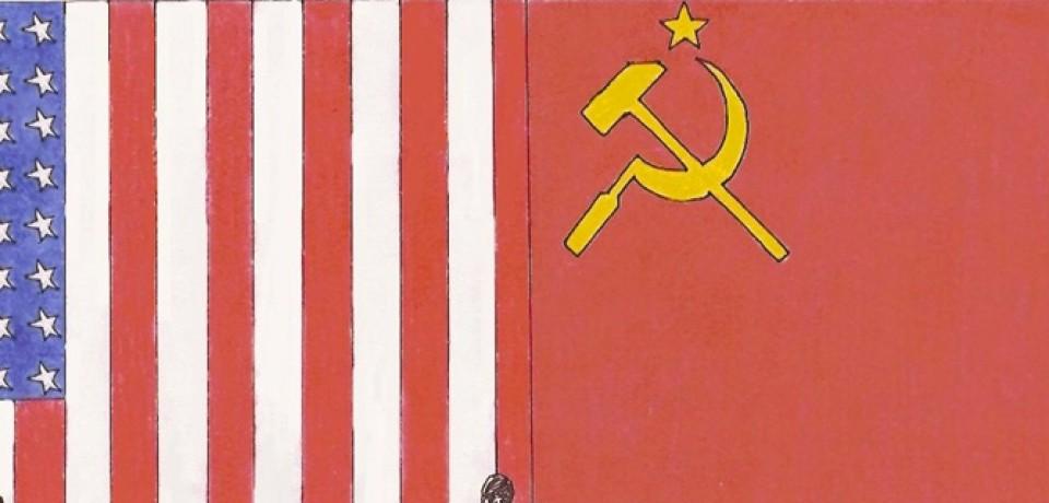 Советские и американские чистые капитальные вложения
