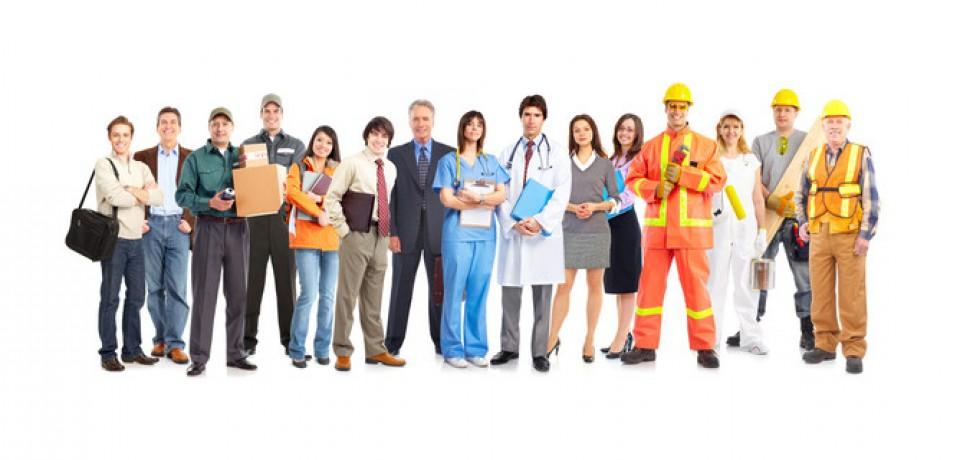 Разнообразие рабочих