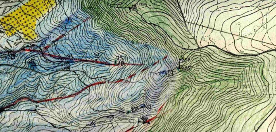 Расход на геологоразведочные работы